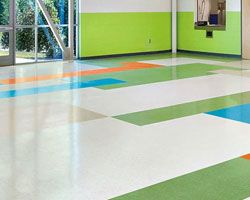 Vinyl Floor Strip & Seal Brisbane